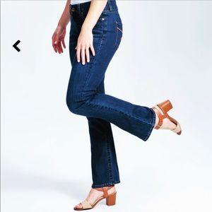 Seven7 Jeans - Seven7 tummyless bootcut Jeans 10